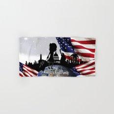 Americas Royal Family Hand & Bath Towel