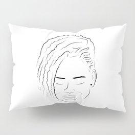 Her Smile Pillow Sham