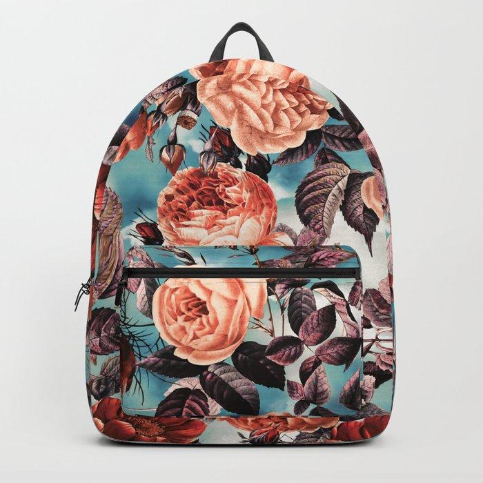 Summer Botanical Garden VI Backpack