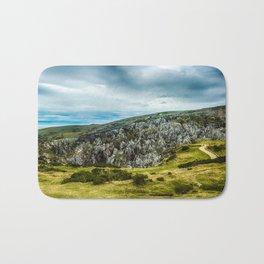 Cantabrian Mountains Bath Mat
