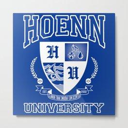 Hoenn University Metal Print