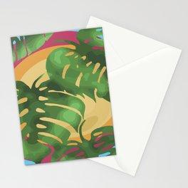 Tropical splendour Stationery Cards