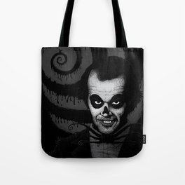 Jack T. Skeleton Tote Bag
