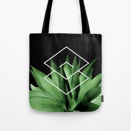 Agave geometrics III Tote Bag