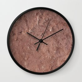 Stone Texture Surface 39 Wall Clock
