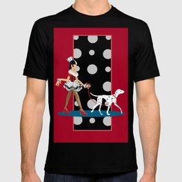 Walkin' the Dog T-shirt
