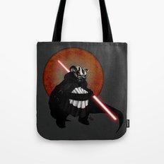 The Panda Menace Tote Bag