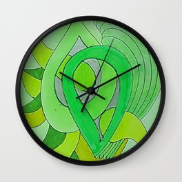 RAMSES 9 Wall Clock