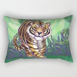 Animal Parade Tiger Rectangular Pillow