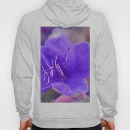 Melancholy violet by #Bizzartino Hoody