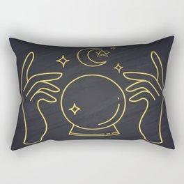 The Magic Ball Rectangular Pillow