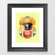 Tigrus Framed Art Print