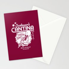 Chalmun's Cantina Stationery Cards