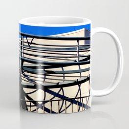 E V - Metal On Metal Coffee Mug