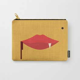 Monroe The Vampire Carry-All Pouch