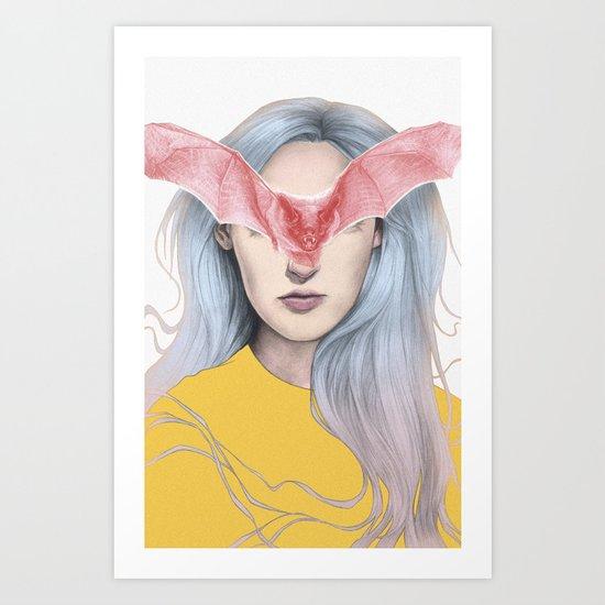 See No Evil 2 Art Print