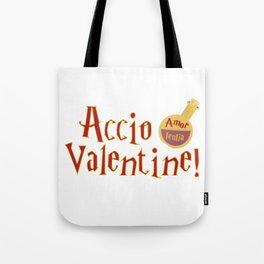 Accio Valentine Magic Love Potion Tote Bag