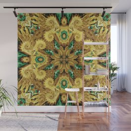 Thorny Abstract Wall Mural