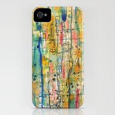 vibratoire Slim Case iPhone (4, 4s)