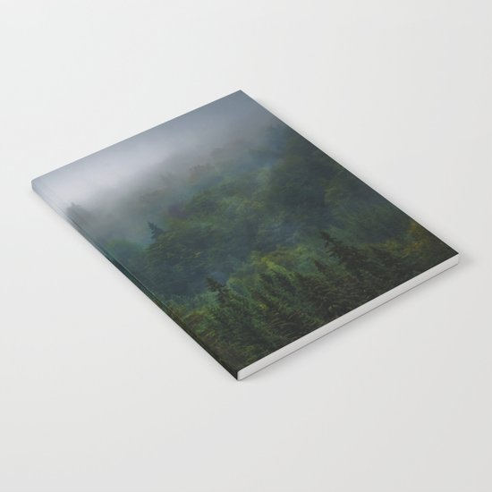 I dream in evergreen Notebook