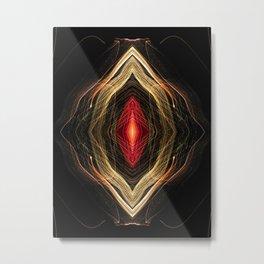 light diamond Metal Print