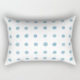 Blue Water Cooler Rectangular Pillow