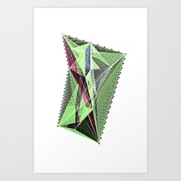 Geminate - Poison Art Print