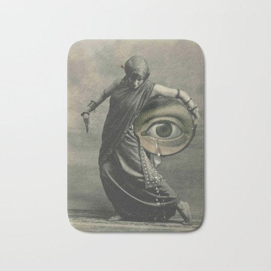 EYE CRY Bath Mat
