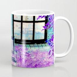 Resting bench Coffee Mug