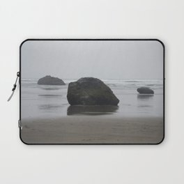 Hug Point Rock Formations Laptop Sleeve