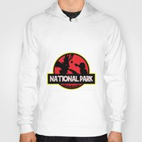 the national Hoodies featuring National Park by EnoLa