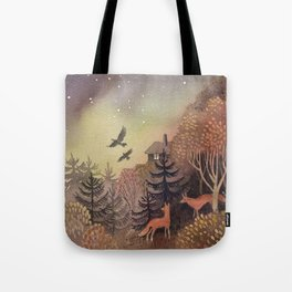 North Sky Tote Bag