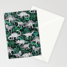 Dinosaur Jungle Stationery Cards