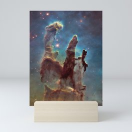 Pillars of Creation Mini Art Print