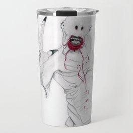 Pale Man Travel Mug