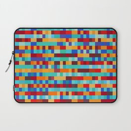Bach Invention (Fire and Iceberg Colours) Laptop Sleeve