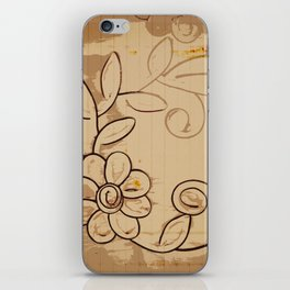 Allons-y iPhone Skin