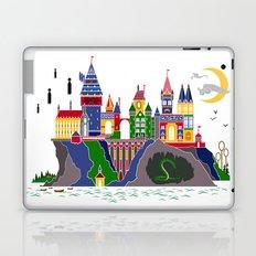 Pop Art Hogwarts Laptop & iPad Skin