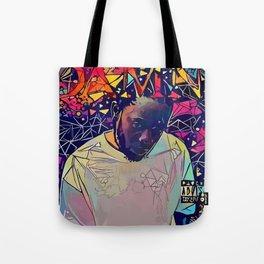 Abstract Damn Tote Bag