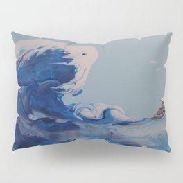 Winter Waves Pillow Sham