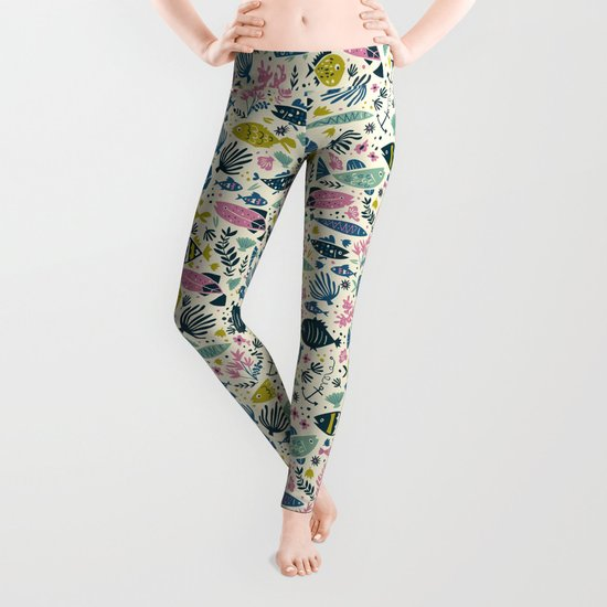 Little Fish Leggings