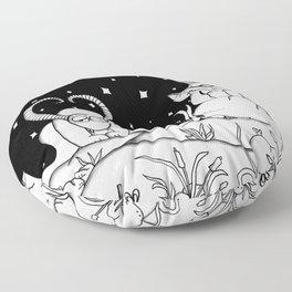 Bedtime Stories Floor Pillow