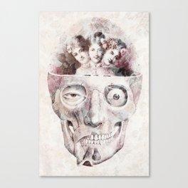 Oddities Canvas Print
