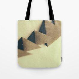 Pyramidal Tract Tote Bag