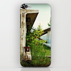 All You Do Is Knock Me Down iPhone & iPod Skin