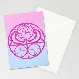 Pastel Magic Stationery Cards