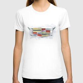 Cadillac #1 T-shirt