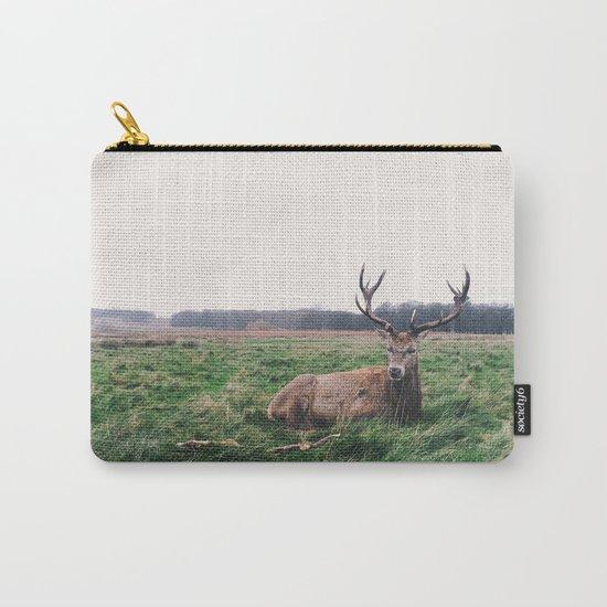 Deer #landscape Carry-All Pouch