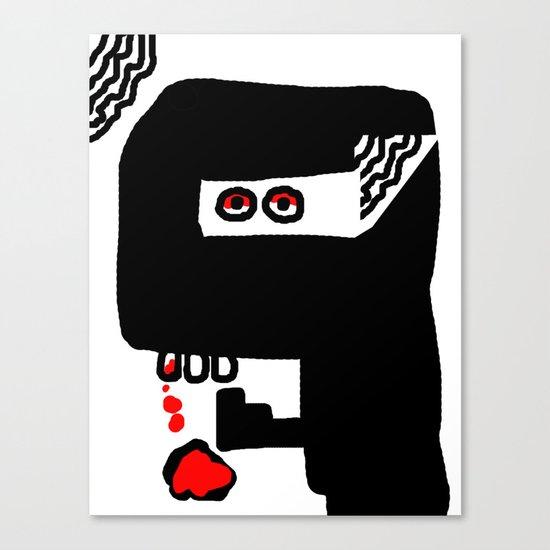 The Hangover Canvas Print