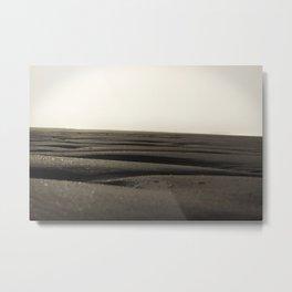 Dune Landscape Metal Print